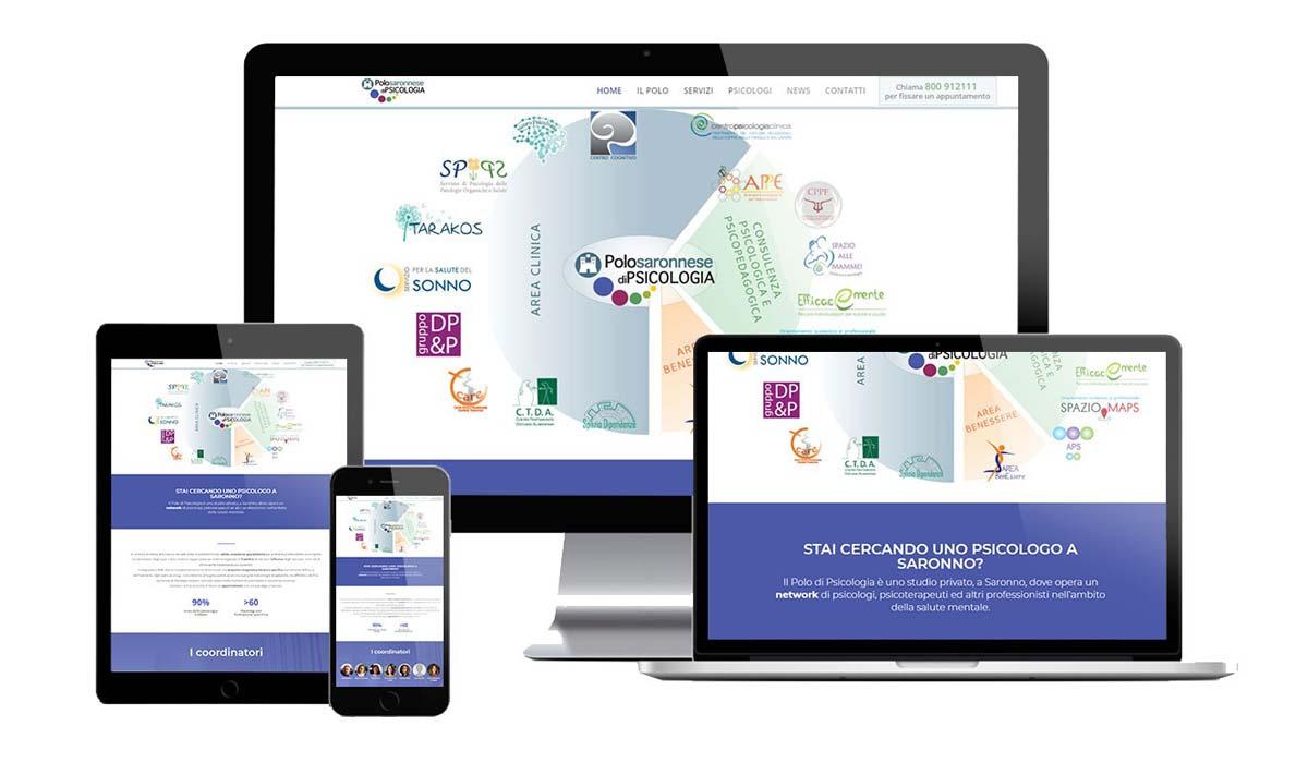 Creazione sito web psicologo