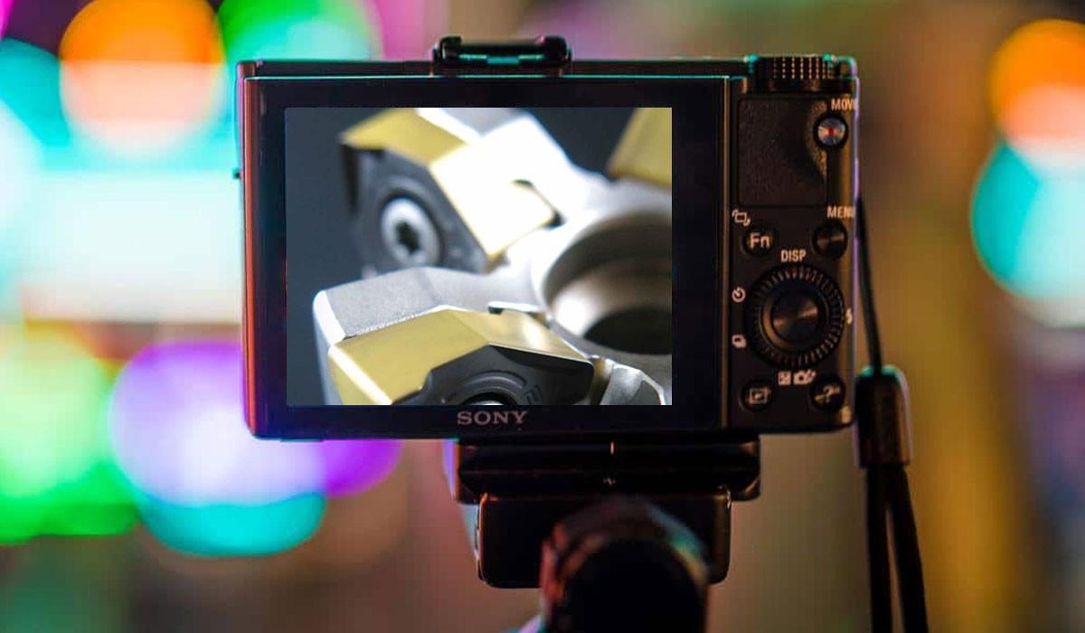Fotografia per design sito web