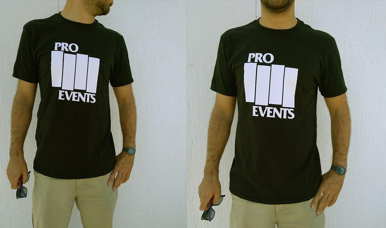 Abbigliamento e gadget promozionali