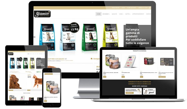E-commerce Worpress